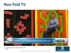Non Paid TV